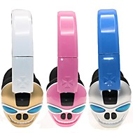 Headphone 3.5mm Bluetooth Over Ear Hi-Fi with TF Card Slot Foldable with Microphone for Phones