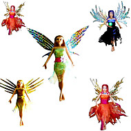 Electric Meadow Fairies Flying Toys(Ramdom Color)