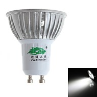 3W GU10 Focos LED MR16 3 LED Dip 280-300 lm Blanco Natural Decorativa AC 85-265 V