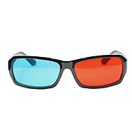 Premium Anaglyph Red and Blue No Ghosting 3D Glasses