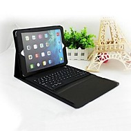 PU Leather Full Body Case with Removable Magnet Bluetooth3.0 Keyboard for iPad Air(Assorted Colors)