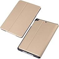 High-Ggrade Gold Sand Grain PU Leather Full Body Case with Card Slot for iPad mini/mini2/mini3(Assorted Colors)