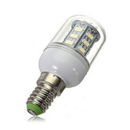 5W E14 LED Spotlight 27 SMD 5730 450-500 lm Warm White / Cool White AC 220-240 V