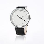gepersonaliseerde modieuze heren horloge jurk horloge met een eenvoudig ontwerp