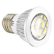 E26/E27 4 W 16 SMD 5730 280 LM Cool/Warm White Spot Lights AC 220-240 V
