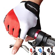 westen biking® fietsen handschoenen zonder vingers sport mountainbike wanten anti-slippen zomer ademend fiets voor mannen