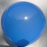 100 stk 12 tommer latexperle lys ballon