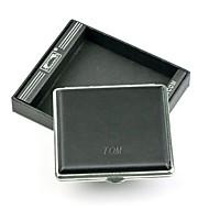 personalizado cigarro de couro preto (20)