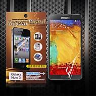 matt képernyővédő fólia Samsung Galaxy Galaxy Note 3 (5db)
