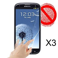 Matte Screen Protector for Samsung Galaxy S3 I9300(3 pcs)
