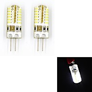 Bi-pin Lights , G4 W 48 SMD 3014 150~170 LM Warm White/Cool White V