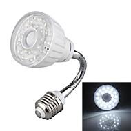 OEM E26/E27 2 W 23 Dip LED 120-160 LM Cool White Sensor Spot Lights AC 220-240 V