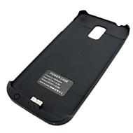 4800mAh baterie pouzdro pro Samsung Galaxy S5