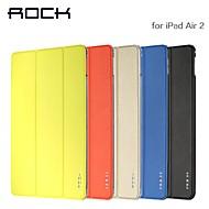 rocken ultradunne bedrijf pprotection holster slimme geval voor ipad AIR2 (verschillende kleuren)