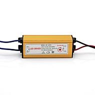 9-12X1W External LED Driver Transformer Power Supply AC100-240V to DC 27-45V with Aluminium Case