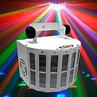 LT-934,532 קול מופעל צבע RGB שליטה הוביל מקרן לייזר אור השלב (projetor 220v.1xlaser)