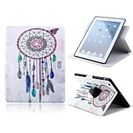 Windbell Design PU Full Body Case with Stand for iPad Air