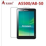 מגן מסך בחדות גבוה לכרטיסיית Lenovo a8-50 a5500 סרט מגן לוח 8 אינץ '