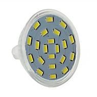 JUXIANG 7 W 21 SMD 5730 450 LM Varm hvid/Kold hvid MR16 Dekorativ Spotlys AC 220-240 V