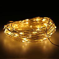 waterdichte 10w 100x0603smd zachte koperen lamp warm wit licht (dc 12v / 1000cm)