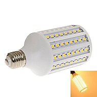 1 pcs E26/E27 20 W 102pcs SMD 2835 2000lm LM Warm White T Corn Bulbs AC 220-240 V
