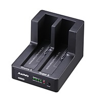 "MAIWO 2.5""/3.5"" USB3.0 2Bay SATA HDD Docking Station Duplicator with Clone"