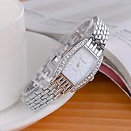 vigilanza di stile alla moda del braccialetto del quarzo analogico lega delle donne (colori assortiti)
