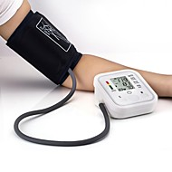 Wrist Style Electronic Blood Pressure Monitor with Optional Live Voice