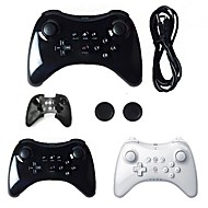 Replace Remote Wireless Classic Pro Controller Gamepad for Nintendo Wii/Wii U (Assorted Colors)