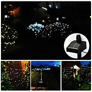 SOR-100-3 Solar Lamp Series 100LED Festival Courtyard Christmas String For A Total Length Of 17M