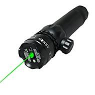Lt-1008 Grøn Laserpointer (2Mw, 532Nm, 1X16340, Sort)