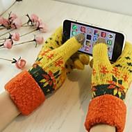 des gants tactiles qianjiatian®woman pour iPhone et autres (couleurs assorties)