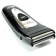 Rasoir électrique rechargeable hommes avec des lames de remplacement