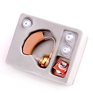 New High Quality Axon Behind Ear Wireless Hearing Aid F-136