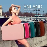 promóciós nyolc il-sorozat telefont bőr esetekben HTC G14 (vegyes színek)