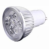 5W GU10 Spot LED 5 LED Haute Puissance 550 lm Blanc Chaud / Blanc Froid AC 85-265 V
