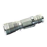 Lampes Torches LED / Lampes de poche LED 3 Mode 120 Lumens Faisceau Ajustable / Etanche Autres 18650Camping/Randonnée/Spéléologie / Usage