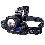 Hoofdlampen 1 Mode 160 Lumens AAA Batterij -Kamperen/wandelen/grotten verkennen / Fietsen / Jagen / Vissen / Reizen / Multifunctioneel /