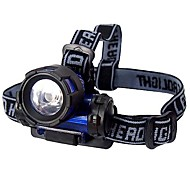 Lights Headlamps 160 Lumens 1 Mode AAA Camping/Hiking/Caving Cycling/Bike Hunting Fishing Traveling Multifunction Climbing ABS