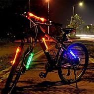Otsalamput / Pyöräilyvalot / Polkupyörän etuvalo / Polkupyörän jarruvalo / pyörän valot / turvavalot LED Pyöräily Säädettävä fokus 18650