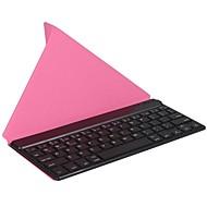 Caso del soporte de la moda soporte universal 8.12 pulgadas con teclado bluetooth para la PC androide de la tableta win8 ios (color clasificado)