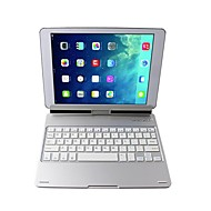:Full Body Case Bluetooth Wireless Keyboard Keypad with 360 Rotation Stand for iPad Air 1/2/iPad 5/6