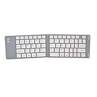 Universal HB022 Foldable V3.0 66 Keys Wireless Bluetooth Keyboard for iPad Air 1/2/iPad 5/6 and Others