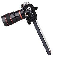 8X18 mm Monocular Alta Definição Uso Genérico Brinquedo Para Crianças Celular BAK4 Revestimento Múltiplo Normal Binóculos com Zoom