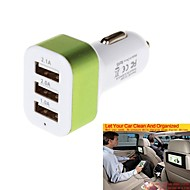 neue kraftLade Serie 5.1a 3 USB Car Charger Adapter