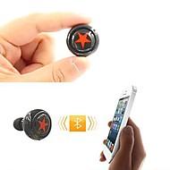 Bluetooth v3.0 μέσα στο αυτί στερεοφωνικά ακουστικά με μικρόφωνο για 6/5 / 5δ Samsung S4 / 5 HTC LG και άλλοι (διάφορα χρώματα)