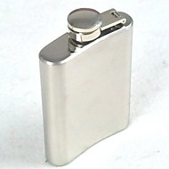 3.5 OZ Personalized Gifts Outdoor Portable Hip Flask and Funnel