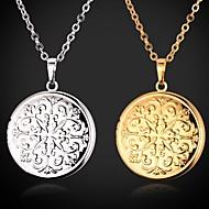 Modische Halsketten Halsketten / Anhängerketten / Weinlese-Halsketten / Anhänger / Medaillons Halsketten SchmuckHochzeit / Party / Alltag