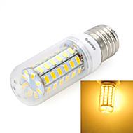 Marsing E26/E27 10 W 56 SMD 5730 800-900 LM Warm White / Cool White T Corn Bulbs AC 220-240 V