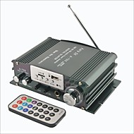 a-750 hallo-Fi-Stereo-Digitalverstärker mit fm / sd / usb für Auto / Motorrad - schwarz